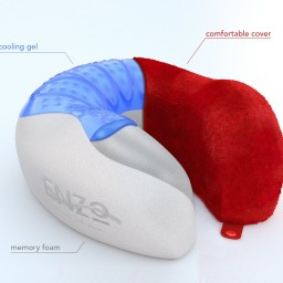Neck Foam Pillow