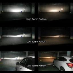 Broview S7 Led Headlight Bulbs Conversion Kit 8000 Lumens