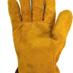 Insulated leather work gloves amazon - Leather Work Gloves Insulated Thick Heavy Duty Welding Gloves Promotion