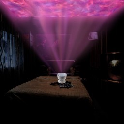 Baby ceiling projection night light ceiling light ideas water ceiling projector hbm blog baby night light aloadofball Choice Image