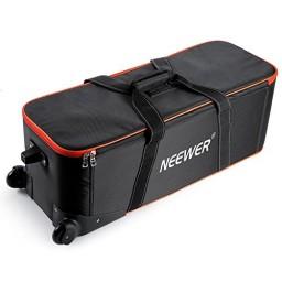 Studio Lighting Carry Case: Neewer® Photo Studio Equipment Carry Bag, 30x11x8inch