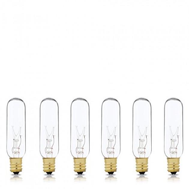 GoodBulb Himalayan Salt Lamp Bulbs 25-Watt (6 Pack) Promotion #p9f3x1r6