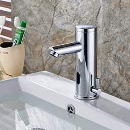 Image result for automatic bathroom faucet