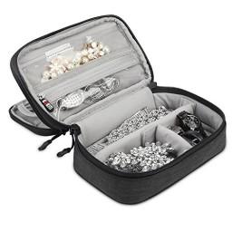 BUBM Travel Jewelry Case Accessories Holder Organizer Storage