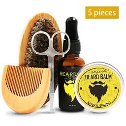 beard brush comb beard oil balm butter wax gift for men beard grooming promotion o8j6a7r7. Black Bedroom Furniture Sets. Home Design Ideas
