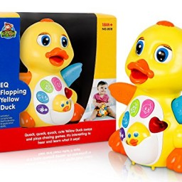 Musical Toys For 1 Year Olds : Ciftoys musical duck baby toys for 1 year old boy girl gifts with