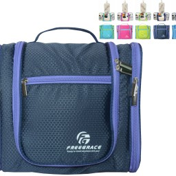 freegrace 174 toiletry bag travel kit organizer with hanging