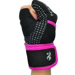 Women S Fitness Gloves With Wrist Support