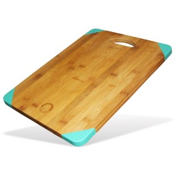 Natural wood fiber based cutting surface trees are harvested from Set of 2 Rectangular Cutting Boards for Food Preparation and Presentation - Premium Solid Natural Olive Wood Reversible Chopping Board MADE IN ITALY - Perfect in kitchen, on table or to share food at.