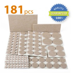 X Protector Premium Ultra Pack Furniture Pads 181 Pieces