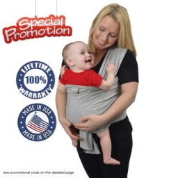 Sling B Soft And Luxurious Baby Carrier Sling Wrap Promotion U6k7x1u3