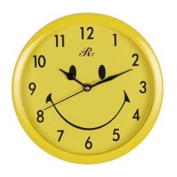 RUIFA Indoor Quiet 8 Inch Precedent Decorative Wall Clock