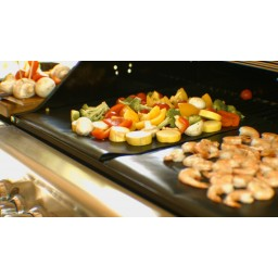 Heavy Duty Non Stick Grill Mat Healthy Oven Liner Promotion #p9h5c2i2