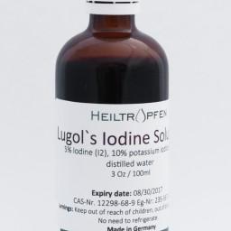 Lugol solution: description, application 40