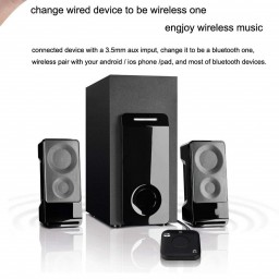 Soaring AptX Low Latency Bluetooth Adapter,NFC Hi-Fi