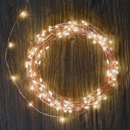 Starry String Lights Outdoor : 120 LED Outdoor Indoor Starry String Lights For Festival Gardens Party Decor Promotion #y5l8x1i2