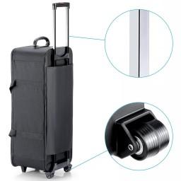 Studio Lighting Carry Case: Neewer Photo Studio Equipment Carry Bag Carrying Trolley