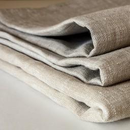 Green Foster Product Natural Soft Linen Flax Bath Towel