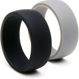 Silicone Wedding Ring Silicone Wedding Band For Men 2