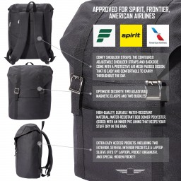 Waycarrier Ii Carry On Backpack For Spirit American And