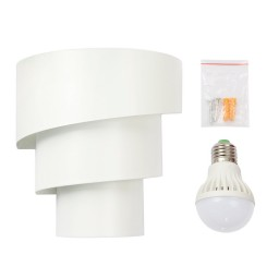 Accmart LED Wall Light LED Wall Sconce Night Light Install Anywhere ...
