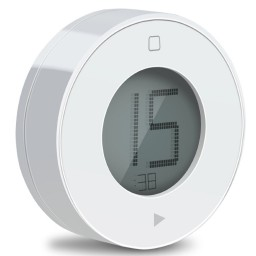 Tribesigns Http://www.tribesigns.com Is Promoting Their Tribesigns Digital  Kitchen Timer (White).